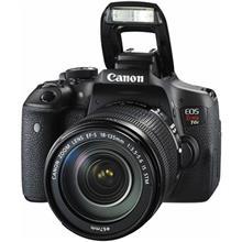 Canon EOS 750D / Rebel T6i / Kiss X8i  kit 18-135 Digital Camera