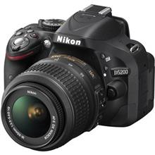 Nikon D5200 AF-S DX Nikkor 18-55mm VR II Kit Digital Camera