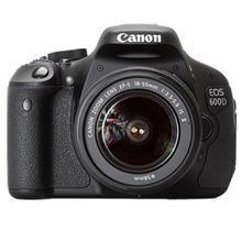 Canon EOS 600D/ Kiss X5/ Rebel T3i Kit 18-55 III Digital Camera
