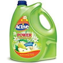 مایع ظرفشویی سبز اسلیو اکتیو 3750 گرمی