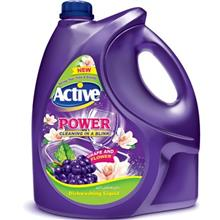 Active Dishwasher Liquid Purple 3750ml