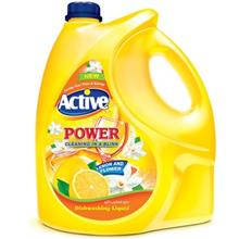 Active Dishwasher Liquid Yellow 3750ml