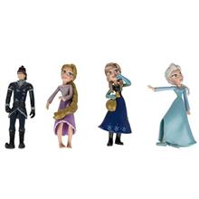 Disney Pack Characters Size Small Action Figures