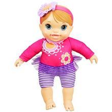 عروسک بي بي الايو مدل Plays-And-Giggles-Baby سايز 4