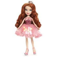 Bratz Funk N Glow Meygan Size 3 Doll