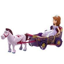 کالسکه اسباب بازي ديزني مدل Sofias Carriage