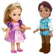 Disney Princess And Prince 75687 Set 2 Size 2 Doll