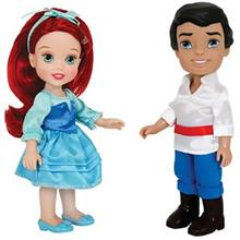 Disney Princess And Prince 75690 Set 4 Size 2 Toys Doll