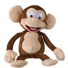 عروسک آي ام سي تويز سري Fufris مدل ميمون بامزه کد 093980 سايز 3