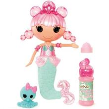 Lalaloopsy Bubly Mermaid 527077 Pink Doll