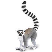 عروسک سافاري مدل Ring Tailed Lemur سايز خيلي کوچک