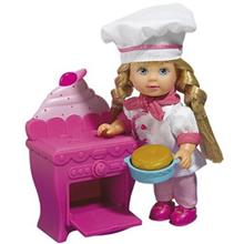 Simba Evi Love Baking Cake Size 2 Doll