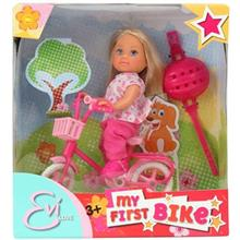 Simba Evi Love My First Bike Doll