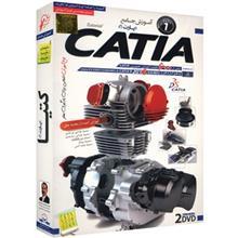 نرم افزار آموزش جامع Catia بخش اول نشر دنياي نرم افزار سينا