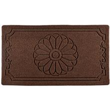 Babol Flower Door Mat Size 43 x 73 cm