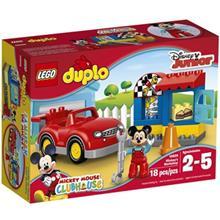 لگو سري Druplo مدل Mickeys Workshop 10829