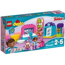 لگو سري Duplo مدل  Doc McStuffins Pet Vet Care 10828