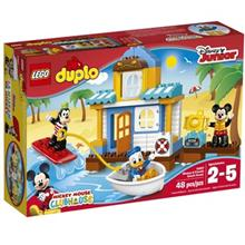 Duplo Mickey Friends Beach House 10827 Lego