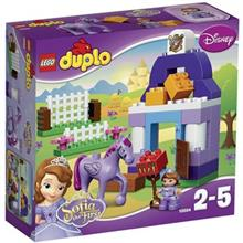لگو سري Duplo مدل  Sofia The First Royal Stable 10594