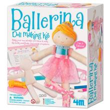 4M Ballerina Doll Making kit 02731 Educational Kit