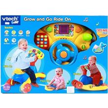 Vtech Grow and Go Ride On 80-070503 Educational Game