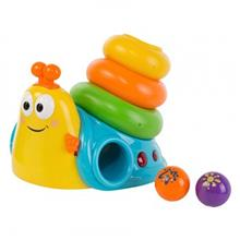 Happy-Kid Musical Snail Stacker 3980T Educational Game
