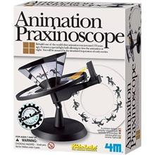 4M Animation Praxinoscope 03255 Educational Kit