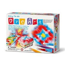 4M Easy To Do Dye Art 04631 Educational Kit