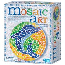 4M Easy To Do Mosaic Art Dolphin 04523 Educational Kit