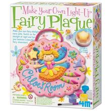 4M Fairy Light Up Plaque 04611 Educational Kit