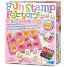 4M Fun Stamp Factory 04614 Educational Kit