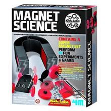 کيت آموزشي 4ام مدل دانش مغناطيس کد 03291