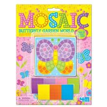 4M Mosaic Butterfly 03634 Educational Kit