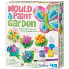 4M Mould And Paint Garden 03512 Type 2 Educational Kit