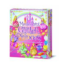4M Mould And Paint Princess 03528 Educational Kit