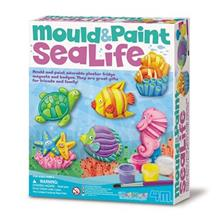 4M Mould And Paint Sea Life 03511 Educational Kit