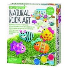 4M Natural Rock Art 04586 Educational Kit