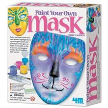 4M Paint Your Own Mask 04544 Educational Kit