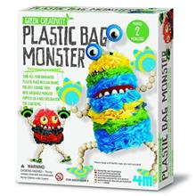 4M Plastic Bag Monster 04580 Educational Kit