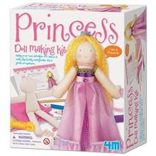 4M Princess Doll Making Kit 02746 Educational Kit