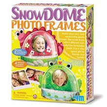 4M Snow Dome Photo Frames 04593 Educational Kit