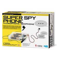 4M Super Spy Phone Kit 03914 Educational Kit