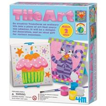 4M Tile Art 04591 Educational Kit