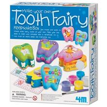 4M Tooth Fairy Keepsake Box 04564 Educational Kit
