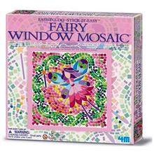 4M Fairy Window Mosaic 04565 Educational Kit
