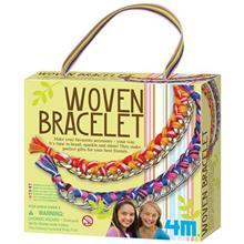 4M Woven Bracelet 04641 Educational Kit