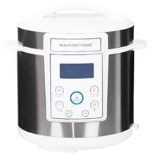 HardStone MC-1206W Electric Pressure Cooker