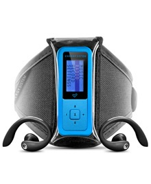 Energy Sistem  Energy MP3 Sport 2GB 1602 Electric Blue