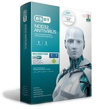 Eset NOD32 Antivirus V.8 - 1 User