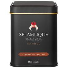 Selamlique Cinnamon Metal Box Coffee